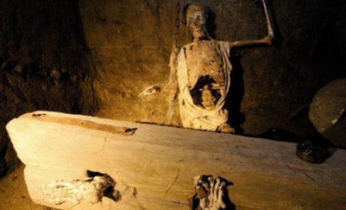 Legenda o znojemském podzemí