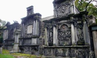 Video: Skotský hřbitov Greyfriar's v Edinburghu