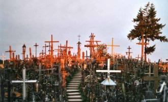 Kopec křížů, Litva