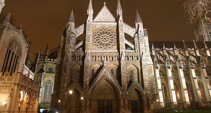 Přízraky ve Westminsterském opatství