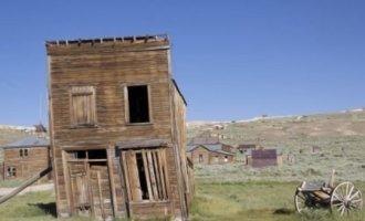 Opravdové město duchů: Osada Bodie je strašidelným památníkem na zlatou horečku!