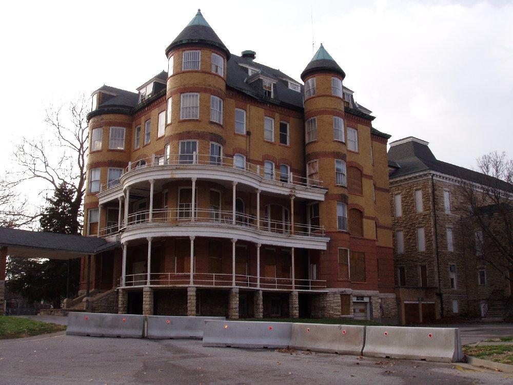 Topeka State Hospital (Kansas)