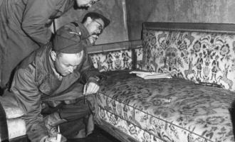 Bunkr, kde zemřel Hitler