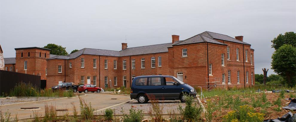 Whitecroft Asylum (Whitecroft Hospital)