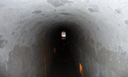 Katakomby v Terezíně navštěvuje duch oběšeného vojáka