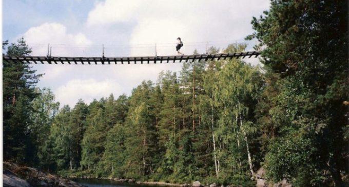 Nejstrašidelnější mosty