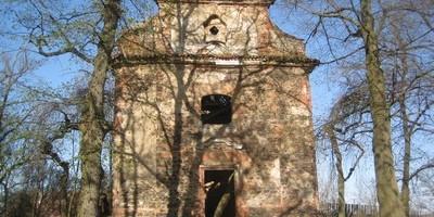 Verušičky – kaple Nejsvětější Trojice