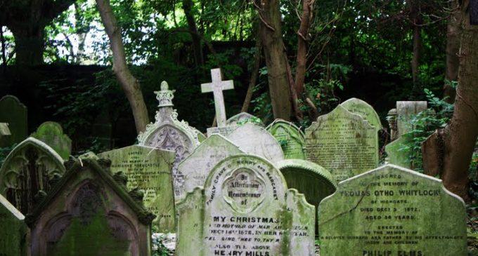 Highgate. Co ukrývá tamní hřbitov?