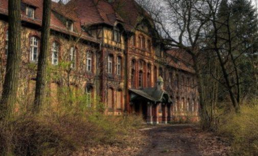Hitlerova nemocnice duchů: Přízraky tady obcházejí dál