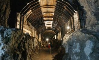Záhadné místo, kde měla vzniknout nacistická atomovka