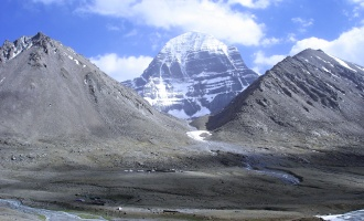 Posvátná hora – nikdy na ní nikdo nebyl