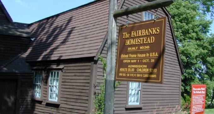 Nejstarší dům v USA – proč v něm straší?
