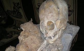 Záhadný nález v Peru. Jde o mimozemšťana?