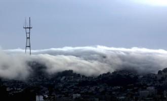 Záhadná mlha, ve které mizí letadla: odkud se bere?