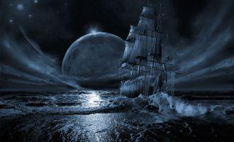 Tajemný oceán: duchové, UFO a podmořské zvláštnosti