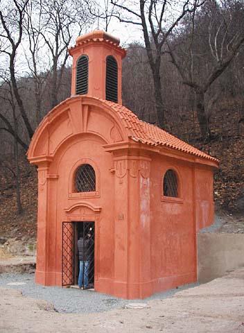 Stav v listopadu 2004