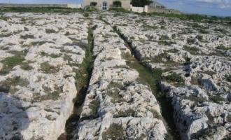 Komu a na co sloužily kamenné koleje?