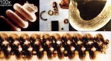 Nanotechnologie před 300 000 lety? (video)