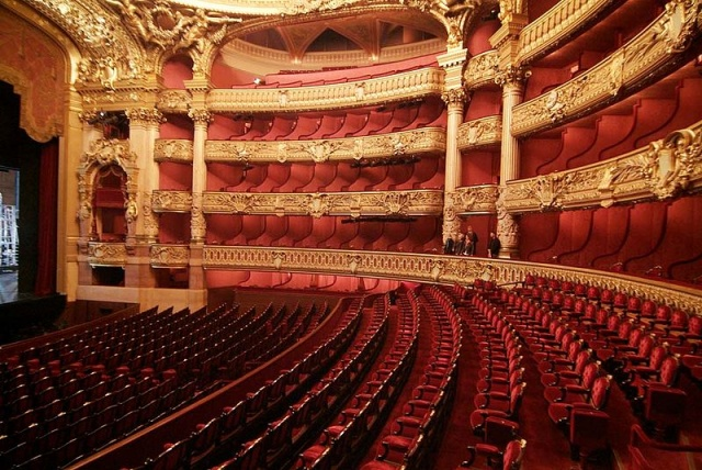 Pařížský fantom opery
