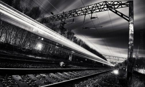 Duch zavražděné dívky na nádraží?