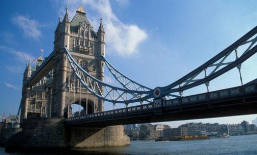 Temný londýnský Tower