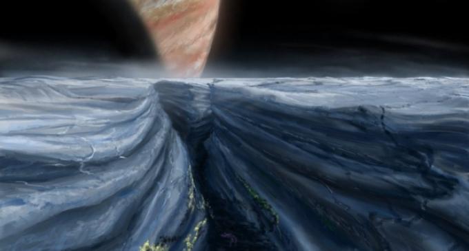 Najdeme mimozemšťany na dně oceánů?