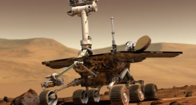 Zatajili nám vědci průlomový objev na Marsu?