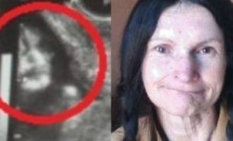 Duch mrtvé babičky se objevil na ultrazvuku miminka