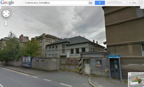 Bývalá Domažlická nemocnice