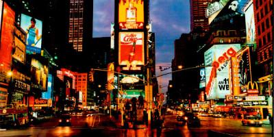Záhada na náměstí Times Square