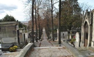 Hřbitov Père-Lachaise