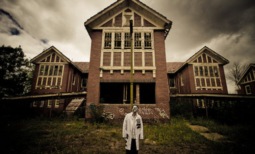 VIDEO: Nejděsivější psychiatrické léčebny