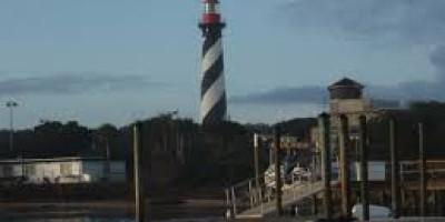Maják St.Augustine: Straší tu duchové mrtvých správců?