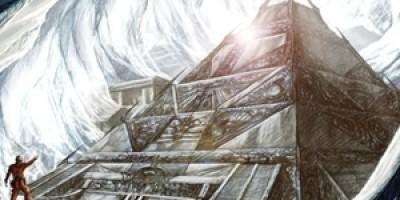 Obrovská podzemní pyramida na Aljašce