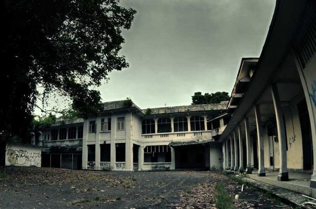 Nejděsivější místo v Singapuru – nemocnice Changi