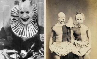 Klauni z historie, kteří fakt nejsou vtipní