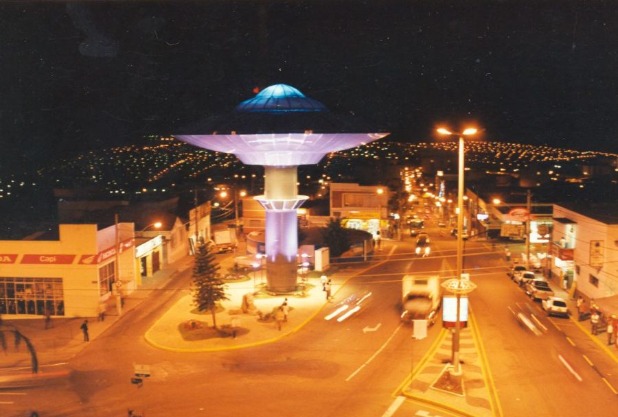 Havárie UFO v Brazílii – přísně tajné!