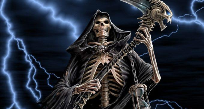 Černý přízrak – bytost, která nahání strach!