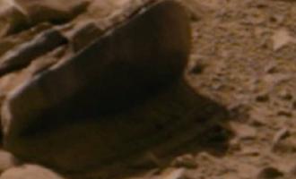 Na Marsu našli staré noviny