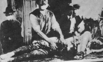Paranormální jevy v experimentálním táboře Jednotky 731