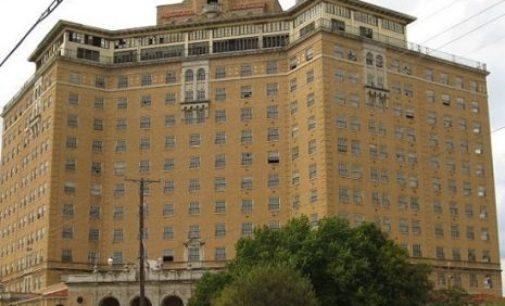Hotel Baker, Mineral Wells – Texas