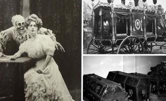 Hnijící těla a nesnesitelný zápach! 10 faktů o hřbitovech a smrti ve viktoriánské éře!