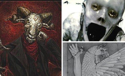 Nejstrašidelnější démoni světové mytologie! Kdo vládne v pekle?