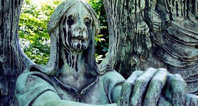Prokletý a strašidelný hřbitov Stull: BÁL SE TU i papež! Neuvěříte, proč…