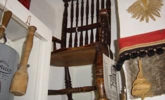 Prokletá židle která usmrtila desítky lidí