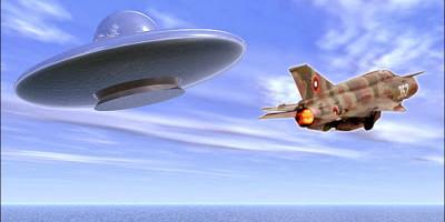 Trosky UFO v kanadském Horním jezeře?