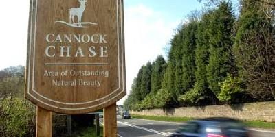 Cannock Chase – nejzáhadnější lesy Anglie