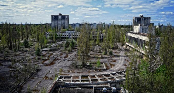 Jaké je to navštívit opuštěný Černobyl a Pripjať 29 let po nejhorší jaderné havárii v moderní historii?