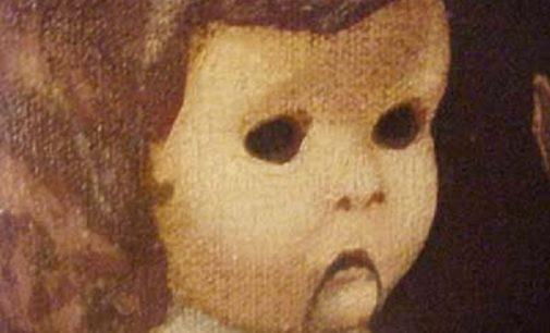 Strašidelný obraz z eBay. Je prokletý?