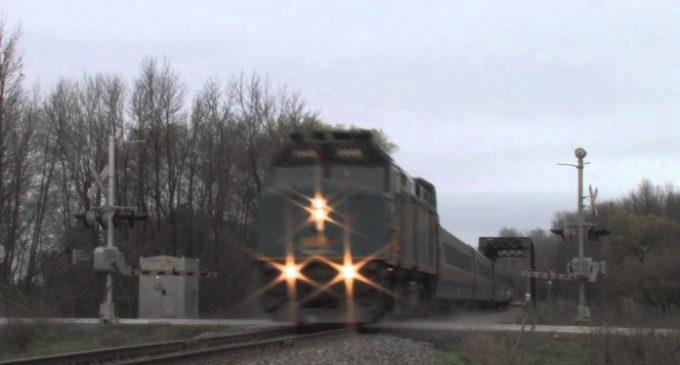 V Kentucky se nákladní vlak srazil s UFO